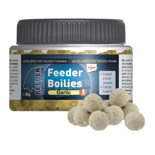 Feeder  Boilies, 8mm, 85g, honey/Honig