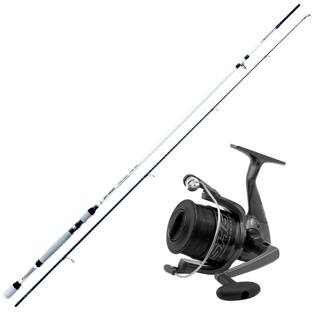 00 m//WG10-50 g Shizuka SH1400 Spinning Rod 3