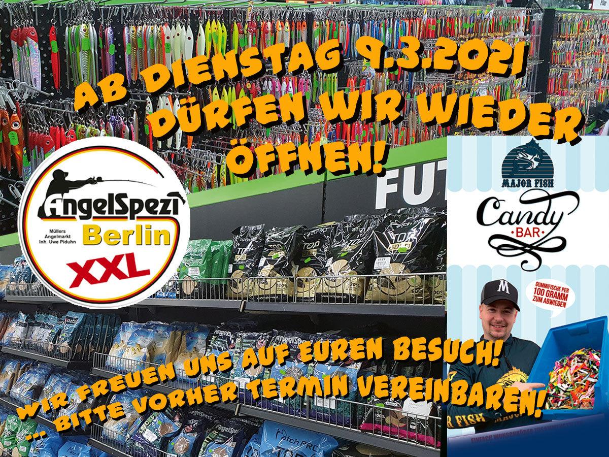 AngelSpezi XXL Berlin   Angelgeräte Sachsen
