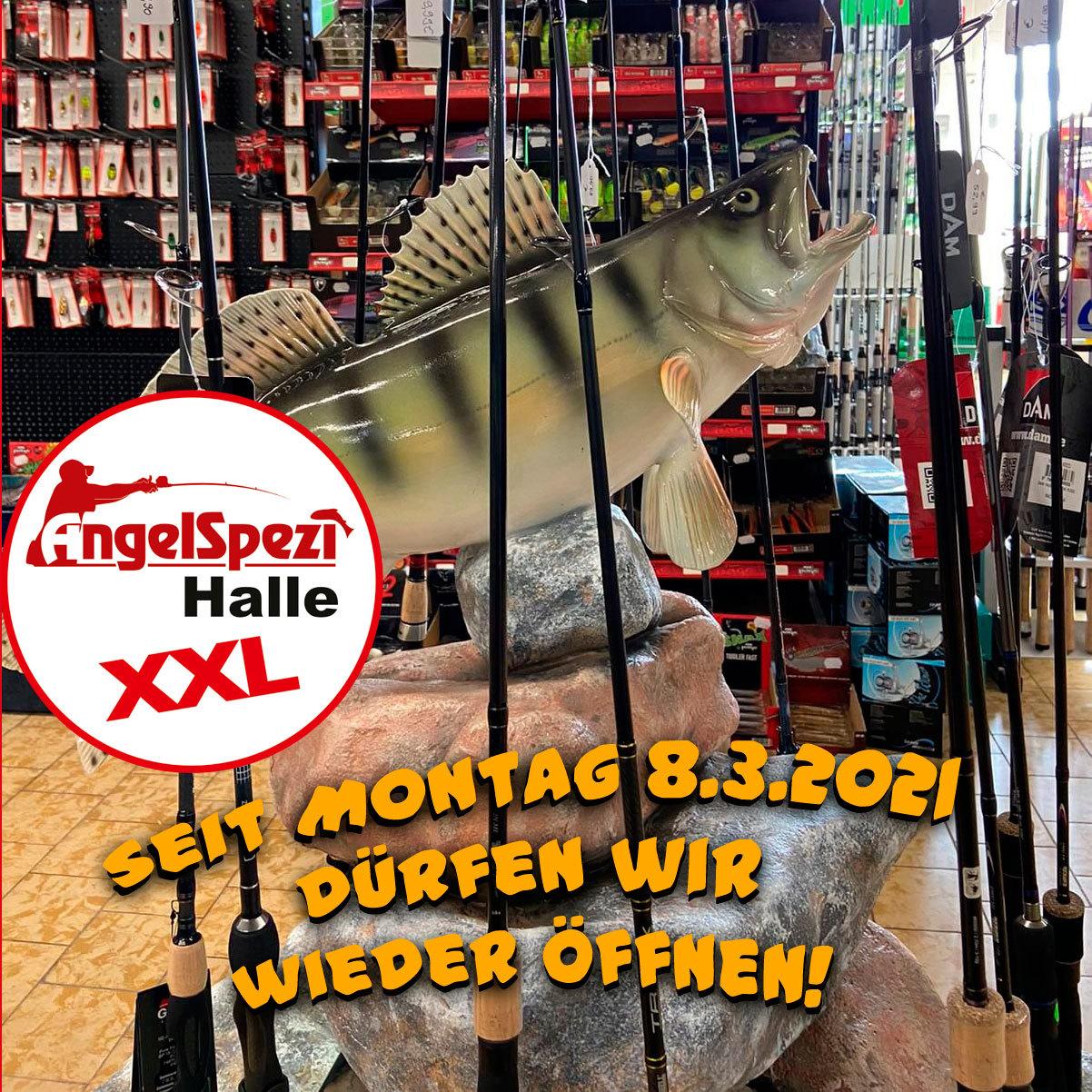 AngelSpezi XXL Halle   Angelgeräte und Anglerbedarf aus Halle
